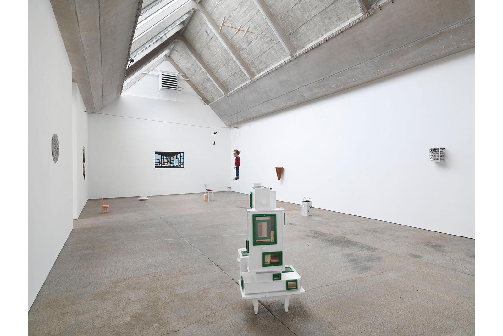 Hengesbach Gallery, Berlin, 2013
