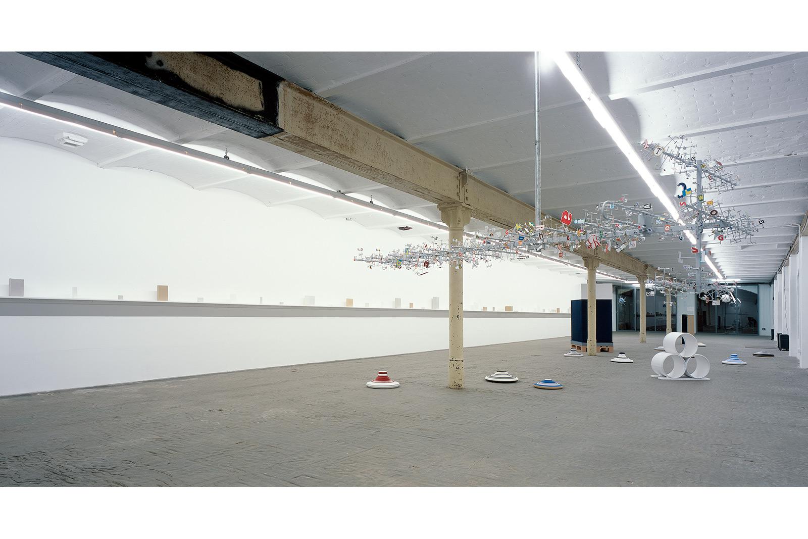 Loop Raum, Berlin, 2003