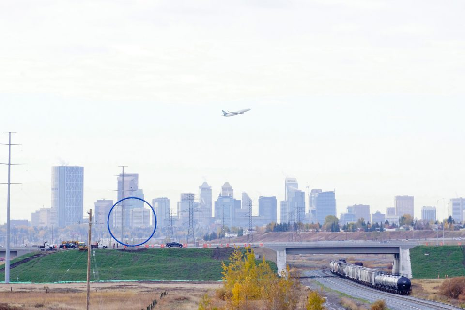 travelling-light-public-art-blue-ring-calgary